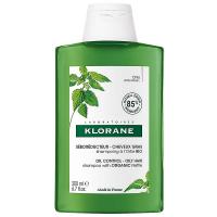 KLORANE Šampón s žihľavou mastné vlasy BIO 200 ml