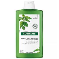KLORANE Šampón s žihľavou mastné vlasy BIO 400 ml