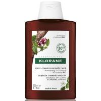 KLORANE Šampón s chinínom a vitamínmi B 200 ml