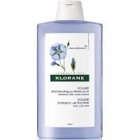 KLORANE Šampón s ľanovými vláknami 400 ml