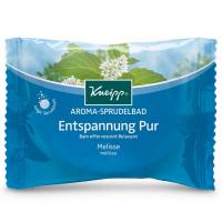 KNEIPP Perlivá tableta do kúpeľa Dokonalý odpočinok 1 kus
