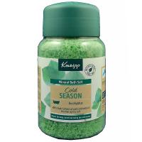 KNEIPP Soľ do kúpeľa Eukalyptus Nachladnutie 500 g
