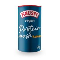 KNUSPI Vegan proteínová kaša kakao 500 g