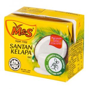 M&S Kokosová alternatíva smotany 21 % tuku 200 ml