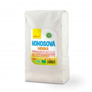 WOLFBERRY Kokosová múka 1000 g BIO