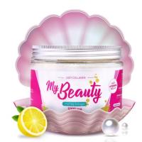 LADYLAB Lady collagen my beauty príchuť citrón 160 g