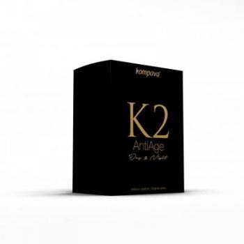 KOMPAVA K2 Anti Age Day 120 cps & Night 60 cps