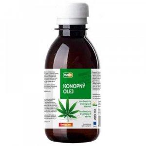 VIRDE Konopný olej 200 ml - MojaLekáreň.sk