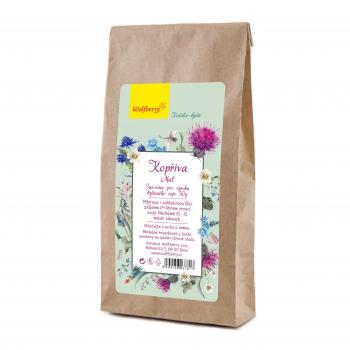 WOLFBERRY Žihľava bylinný čaj 50 g