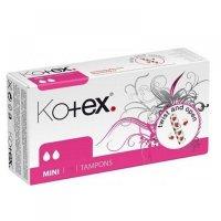 KOTEX Tampóny Mini 32 ks