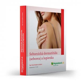 Koža: Seboroická dermatitída (seborea) a lupienka