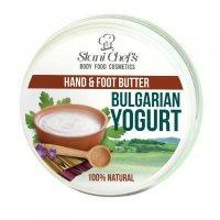 HRISTINA Krém na ruky a chodidlá Bulharský Jogurt 100 ml