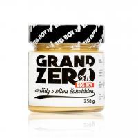 BIG BOY Grand zero s bielou čokoládou 250 g