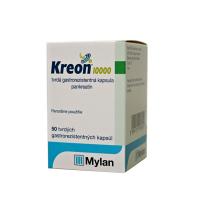 KREON 10000 150 mg 50 kapsúl