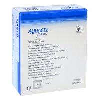 Krytí Aquacel Foam adhez.10 x 10cm 10 ks