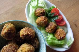 Kuchárkou: Vegetariánske kofty