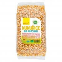 WOLFBERRY Kukurica na popcorn BIO 1000 g