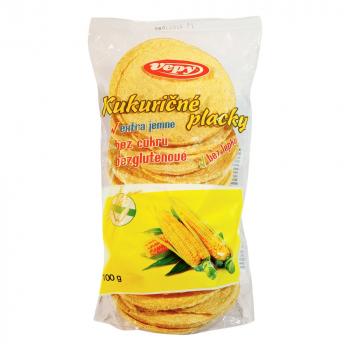 Kukuričné placky bezlepkové 100 g
