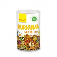 WOLFBERRY Kurkuma mletá 200 g BIO