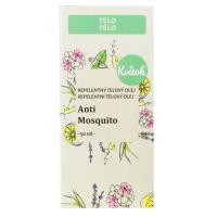 KVITOK Repelentný olej Anti mosquito 50 ml