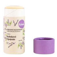 KVITOK Tuhý dezodorant Bylinkové opojenie 42 ml