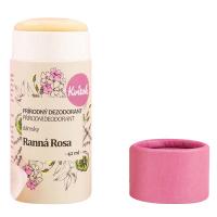 KVITOK Tuhý dezodorant Ranná rosa 42 ml