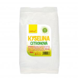 WOLFBERRY Kyselina citrónová sáčok 1000 g