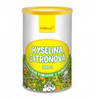 WOLFBERRY Kyselina citrónová 1000 g