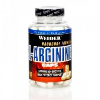 WEIDER L-Arginine Caps 100 kapsúl