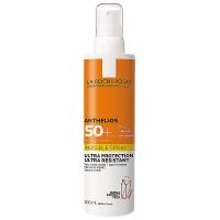 LA ROCHE-POSAY Anthelios Shaka ultraľahký sprej na telo SPF 50+ 200 ml