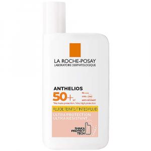 LA ROCHE-POSAY Anthelios Shaka ultraľahký tónovaný fluid na tvár SPF 50+ 50 ml