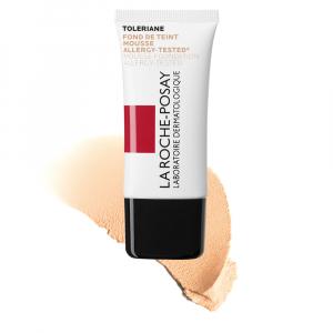 LA ROCHE–POSAY Toleriane Teint – zmatňujúci penový make-up 02 30 ml
