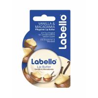 LABELLO balzam na pery Vanilla & Makadamové 16,7 g