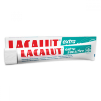 LACALUT Zubná pasta Extra Sensitive 75 ml
