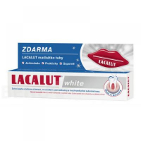 LACALUT White Zubná pasta bieliaca bez peroxidu 75 ml