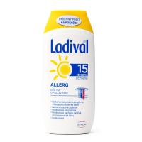LADIVAL ALLERG SPF 15 gél na opaľovanie 200 ml
