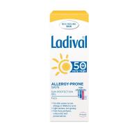 LADIVAL ALLERG face SPF 50+ gél na tvár 50 ml