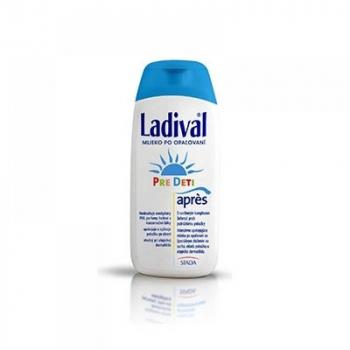 LADIVAL Apres mlieko po opaľovaní pre deti 200 ml