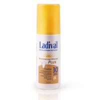 LADIVAL Plus 30 LF sprej na opaľovanie 150 ml