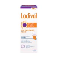 LADIVAL URBAN fluid SPF 50+ na ochranu tváre 50 ml