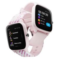LAMAX BCool Pink inteligentné hodinky