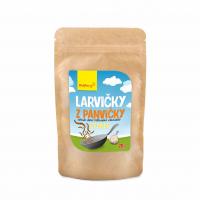 WOLFBERRY Larvičky z panvičky cesnak bezlepkové 20 g