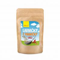 WOLFBERRY Larvičky z panvičky chilli bezlepkové 20 g