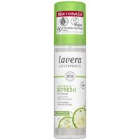 LAVERA Dezodorant sprej Refresh s vôňou limetky 75 ml