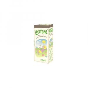 LAXYGAL 7,5 mg/1 ml perorálne roztokové kvapky 25 ml