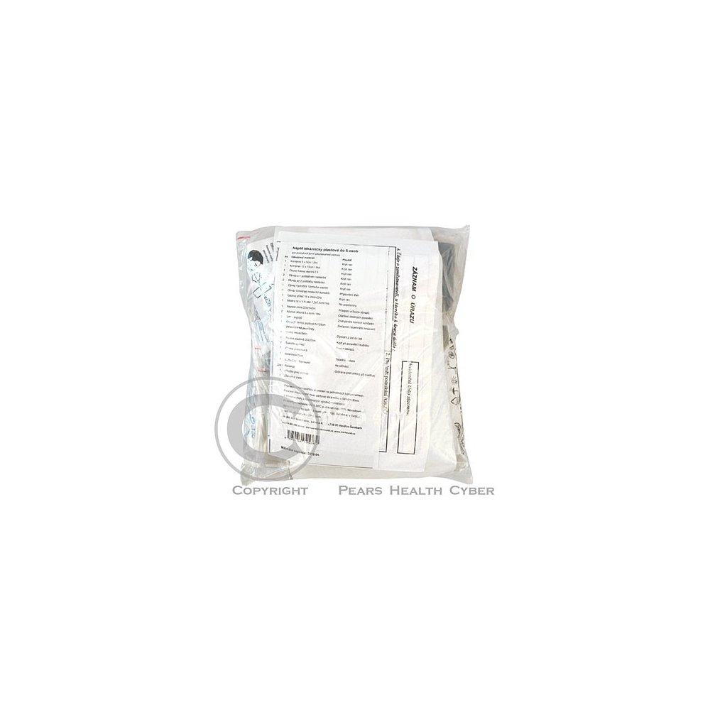 Lekárnička nástenná-náhradná náplň do 5 osôb Steriwund
