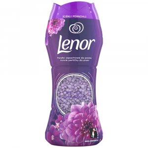 LENOR Vonné Perličky Do Prania S Amethyst & Floral Bouquet 210 g