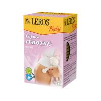 LEROS BABY Čaj pre tehotné 20x2 g