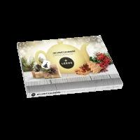 LEROS Bylinný kalendár pre adventný čas 23 čajových vrecúšok