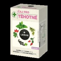LEROS Čaj pre tehotné 20 vrecúšok